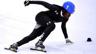 İlk Siyahi Kadın Sürat Pateni Yarışmacısı Maame Biney: 'Çünkü Tanrı beni bereketledi'