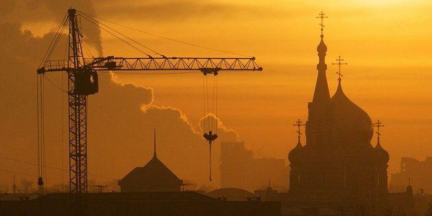 Moskova'da Sekiz Yıl İçinde 62 Kilise İnşa Edildi
