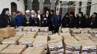 Rus ve Suriyeli Ruhani Liderler, Ortak Yardım Projesinde Bir Araya Geldi