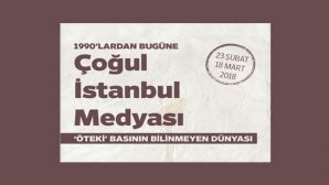 The 'Plural Istanbul Media Exhibition' in Depo Istanbul