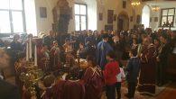 Mersin'de İkonalara Saygı Ayini Yapıldı