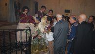 Karasun Manuk Ermeni Kilisesi'nde Zeytin Dalı Bayramı Kutlandı
