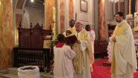 Kutsal Cuma Ayini İstanbul'daki Kutsal Ruh Katedrali'nde Gerçekleştirildi