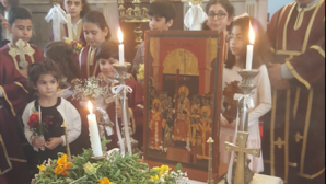 The Day of Respect to the Cross is celebrated in Mersin