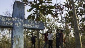Hristiyan Topluluk Çatışmalar Yüzünden Ormanda Mahsur Kaldı!
