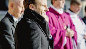 Fransa Cumhurbaşkanı Macron: Kilise ile Devlet Arasındaki Kopan Bağı Onarmalıyız!