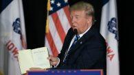Donald Trump'ın Çocukluk İncil'i Sergilenecek
