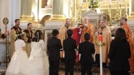 The First Communion Mass in the Armenian Catholic Church