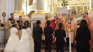 Ermeni Katolik Kilisesi'nde İlk Komünyon Ayini