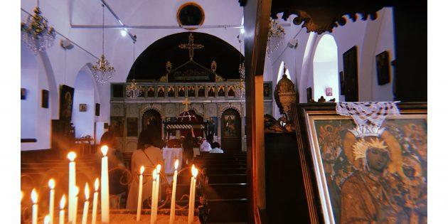 Mersin Rum Ortodoks Kilisesi'nde Kutsal Hafta