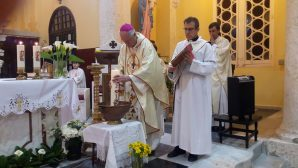Iskenderun Catholic Church's 'Easter' Joy
