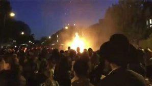 İngiltere'nin Başkenti Londra'da Patlama Gerçekleşti