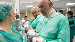 Papa Françesko Kürtajı Nazilerin Soy Islahı ile Açıkladı!
