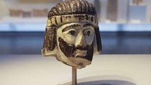 Eski Ahit Dönemlerine Ait Gizemli Bir Kralın Heykeli Bulundu
