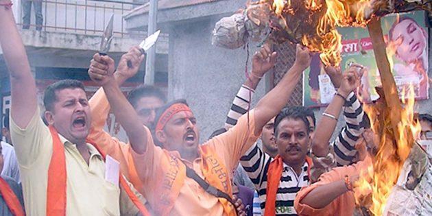 Hindistanlı Hristiyanlar Geçen Yıl Daha Fazla Saldırıya Uğradı