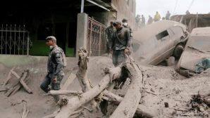 Katolik Kiliseleri, Yanardağ Patlaması Sonrası Yardım Sunuyor