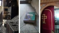 A Lonely Church and Bible in the Hospice of Darülaceze