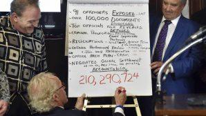 ABD'de Bir Başepiskoposluk Daha Cinsel İstismar Kurbanlarına 210 milyon Dolar Ödeyecek