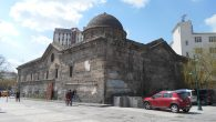 Restoration started at the Virgin Mary Church in Kayseri