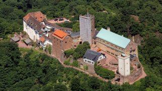 Martin Luther'in Yeni Ahit'i Tercüme Ettiği Kale Ziyarete Açıldı