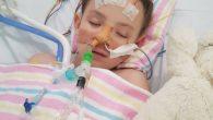 Doktorların Yüzde 99 Beyin Ölümünü İlan Ettikleri 'Mucize Kız' Yürümeye Başladı