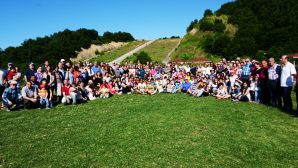 Churches in Istanbul came together in a picnic