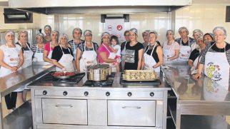 Vakıflı Köyü Kadınlarına Aşçılık Kursu