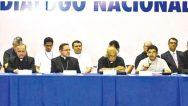 Katolik Kilisesi'nin Arabuluculuğuyla Hükümet ve Muhalif Gruplar Anlaştı!