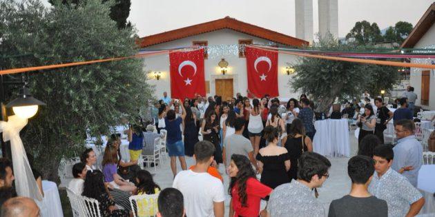 Ortodoks Gençliği Hatay'da Buluştu