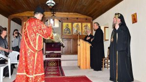 A Special ceremony for the day of Saint Paraskevi was held in Bozcaada