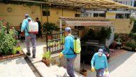 Adana Belediyesi'nden Katolik Kilisesi'ne, İlaçlama Hizmeti