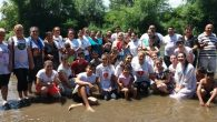 67 people were baptized in Bulgaria