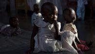 Kongo'daki Çocuklar Açlık Yüzünden Ölüm İle Karşı Karşıyalar