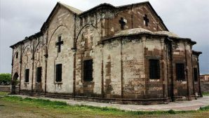 The church constructed upon the will of the Ottoman Empire needs restoration