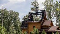 Kemerovo'da Tarihi Ahşap Kilisede Yangın Çıkması Üzerine Soruşturma Başlatıldı