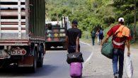 Kolombiya ve Venezuela Kiliseleri, Mülteciler İçin Birleşti