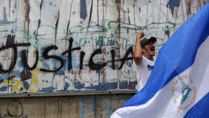 """Nikaragua'da """"Zulme Uğrayan"""" Katolik Kilisesi"""