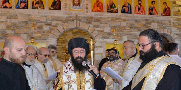 Samandağ Mar Circus Kilisesi 'Meryem Ana Bayramı' Ayiniyle Açıldı