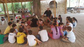 Kids Activity Day in Samandag Orthodox Church