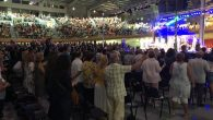 8000 people got together in Bulgaria for praying for the world peace