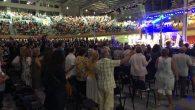 Bulgaristan'da 8000 Kişi Dünya'nın Esenliği için Bir Araya Geldi