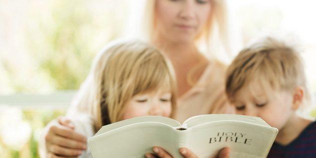 Dini Değerlerle Yetiştirilen Çocuklar Daha Sağlıklı