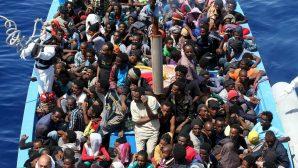 Libya Kıyılarından 600'e Aşkın Mülteci Kurtarıldı