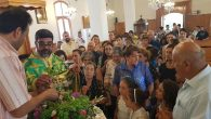 The Feast of the Exaltation of the Holy Cross celebrated in Antioch