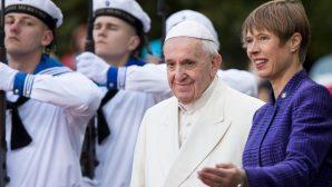 Papa'nın Baltık Ülkelere Yaptığı Ziyaretler Sona Erdi