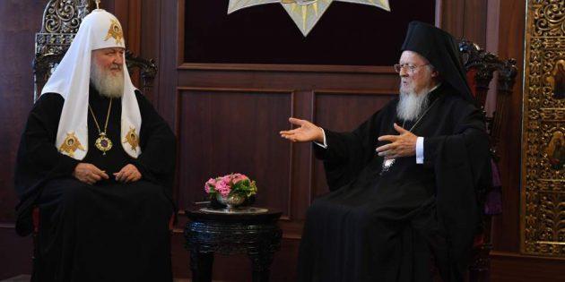 Rus Ortodoks Kilisesi, İstanbul Patrikhanesi'yle İlişkilerini Kesti