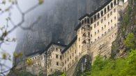 Sümela Manastırı 3 Yılın Ardından Ziyaretçilere Açılacak