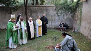 Tüm Dünya Yaratılışı'nın Korunması Dua Günü Büyükada'da gerçekleştirildi