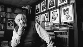 Famous photojournalist Ara Güler deceased