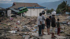 Endonezya Katolik Kilisesi'nden Afet Kurbanlarına Yardım
